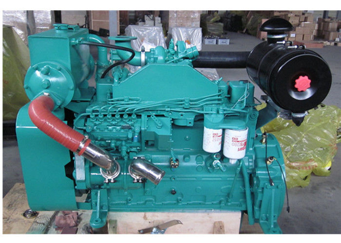 Cummins 100 KW 6BT5.9-G2 stationary diesel engine motor for generator set