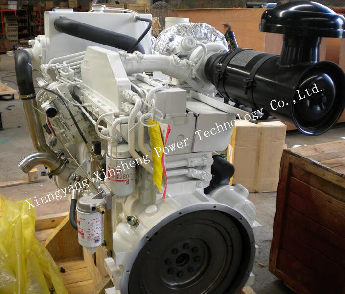 CCS 6CTA8.3- M205 Cummins Marine Propulsion Diesel Engine