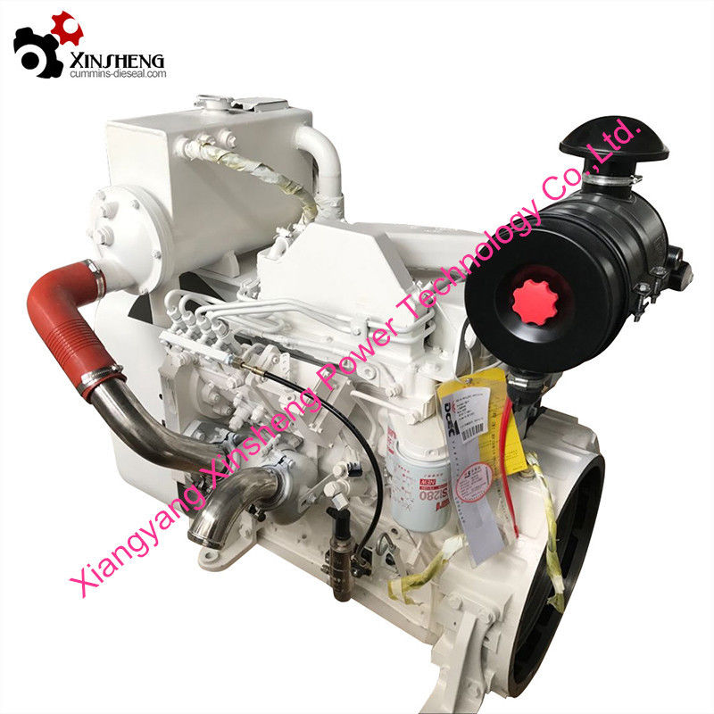 4BTA3.9-GM65 65KW Cummins Marine Diesel Engines Assembly, Diesel Boat Motor