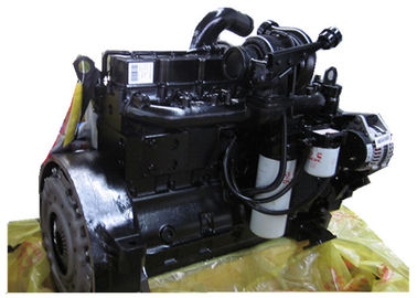 Water Cooled 300HP Cummins Diesel Truck Engines , Heavy Diesel Engine 6 Cylinder