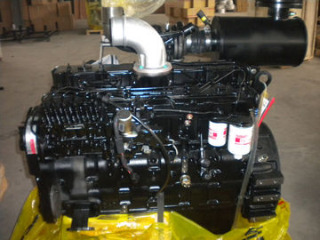 Multi Cylinder most powerful cummins diesel engine , Turbo Diesel Motor For Fuel Tanker