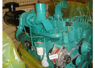 183KW 6CTAA8.3-G2 Cummins G Drive Engines Diesel Generating Set With Electric Governor