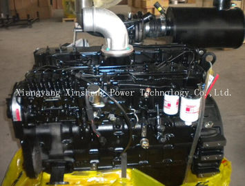 C300 33 DCEC Cummins Diesel Engine For Truck & Coach 300HP 221KW/2200RPM