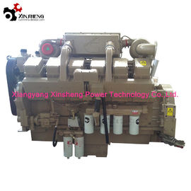 CCEC Cummins Turbocharged Diesel Engine KTA38-P980 For Construction Machinery,Water Pump