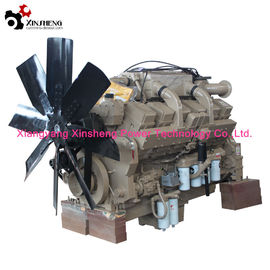 Cummins Industrial Diesel Engine KTA38-P1200 For Fire Fighting Pump
