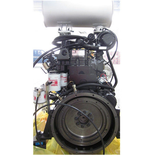 B Series 4BTA-3.9 L HP80-180 Diesel Engine with Turbocharger For Construction Machinery