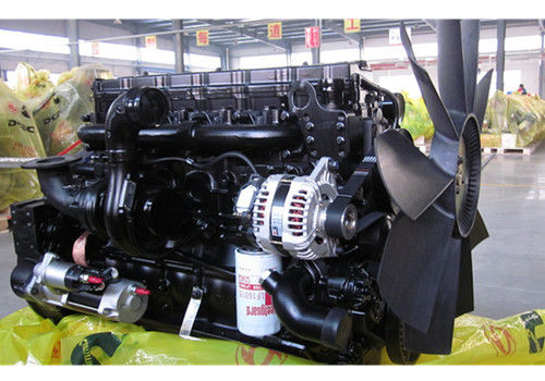 ISDe270 40 Cummins Heavy Duty  Diesel  Engines / 6 Cylinder Cummins Motor