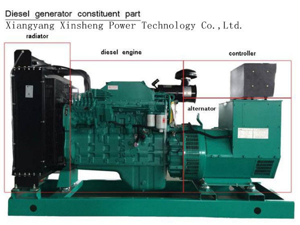 Original Cummins  KTA19-G2 Stationary Diesel Engine for 50HZ or 60HZ Generator Set